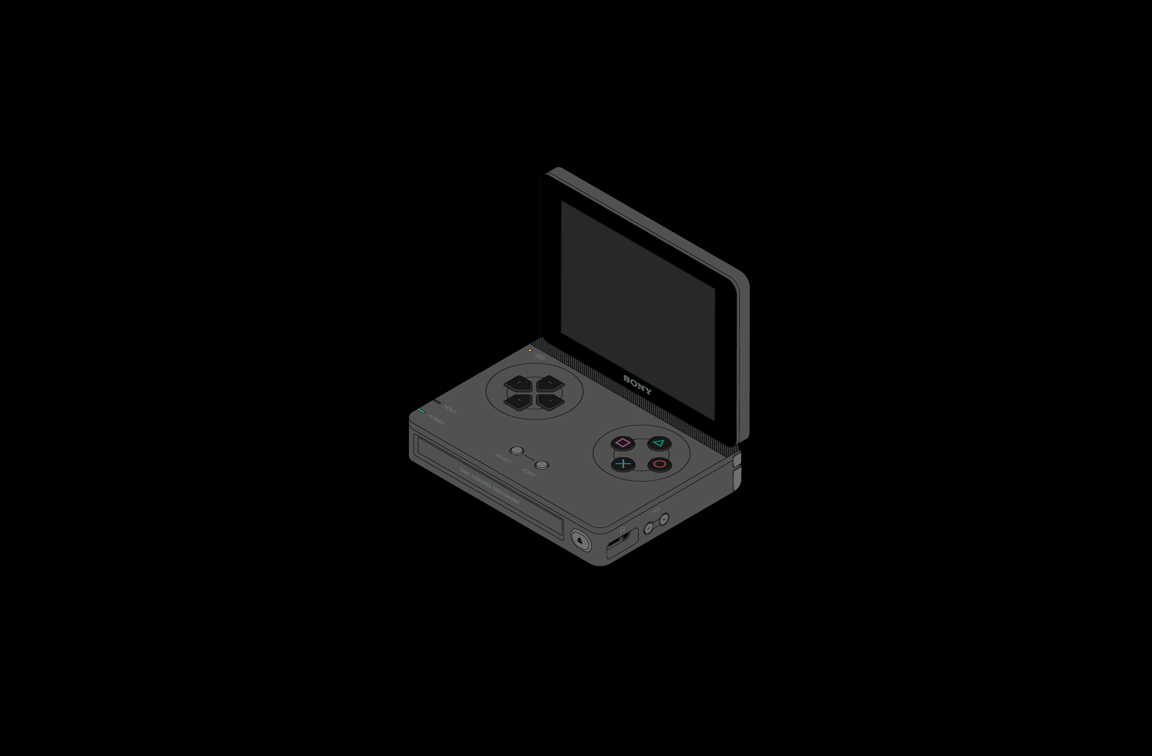 SONY® PlayMan — Mk.1 [Concept]